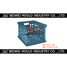 Injection Plastic Dairy Crate Mould Maker