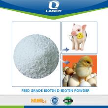 FEED-GRADE BIOTIN D-BIOTIN-PULVER