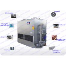 61 toneladas de circuito cerrado de flujo de flujo GTM-350 de ahorro de agua Torre de enfriamiento Fabricante