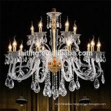 Simple european LED crystal chanderlier pendant lighting 85390