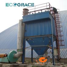 Filtro de la bolsa del equipo de la colección del polvo de la planta del cemento