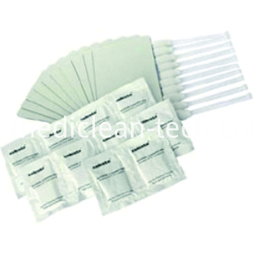 Magicard E9887 Cleaning Kit For Helix Printers – 10 Pads & 10 Cards & 10 swabs