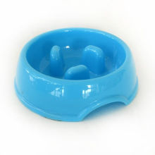 Feeding Pets Drinking Bowl Slow Feeder