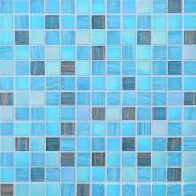 Kristallglas Mosaik für Schwimmbad Badezimmer