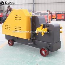 Henan Kingwoo marca máquina de corte de barras de refuerzo manual