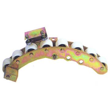 Эскалатор компоненты, прочный зажимной панели используется для Шиндлер эскалатор