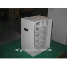 Precise Good quality sheet metal cabinet enclosure/metal enclosures for batteries /Sheet metal case and cabinet