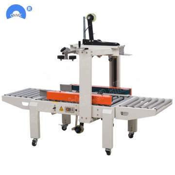 FXJ6050 Halbautomatische Karton Box Verschließmaschine