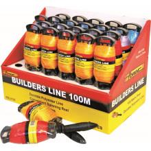 Zubehör Builders Linie 100 Meter Reel Kunststoffrolle OEM