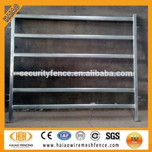 China factory top selling high quality metal animal farm fence panel