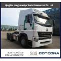 SINOTRUK HOWO T7h 480HP 4 X 2 Tractor camión con tecnología de hombre
