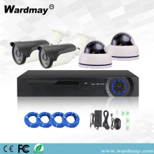 CCTV 4CH 4K 8MP POE NVR Kit