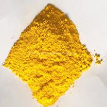 Pigmento amarelo cromo médio para tinta de marcação de estradas