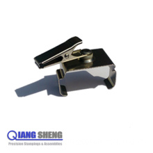 Stamping Stainless Steel Clamp/ Metal Spring Clip