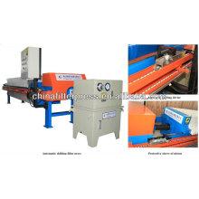 Plaque à décalage automatique Presse à filtre industrielle