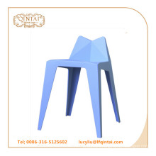 cute style high quality durable useful plastic stool chair bistro chair