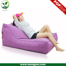 Charming double bed beanbag recliner lounger luxury recliner sofa