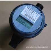 Plastic Body Amr Water Meter For Drinking Water With Ce , Iso