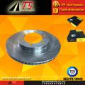 Freno de disco sistema de freno de automóviles rotor de freno fabricación de buena calidad