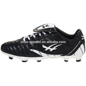 mens novo quente venda futebol sapatos futebol botas PU sapatos