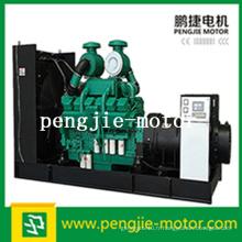 Faible pression d'huile Faible consommation de carburant et haute température du moteur Gerateur à cadre ouvert diesel