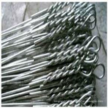Galvanized Single Loop Bale Ties
