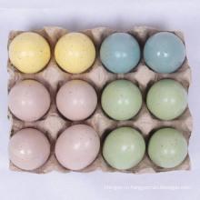 Выдвиженческая оптовая пасхальные пластиковые яйца