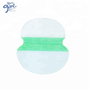 armpit sweat absorbent pads