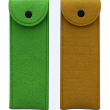 Multifunctional felt stationery bag