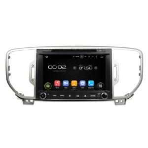 KIA Sportage 2016 car audio player