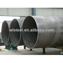 welded spiral carbon steel pipe