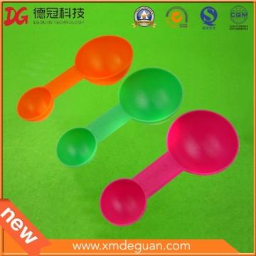 Customized Two Way Pet Powder PP Plastic Measuring Scoop