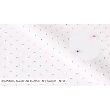 Soft MAGIC CUT FLOWER tela 100% algodón para camisas