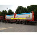 24000 Litres 10MT LPG Tank Containers