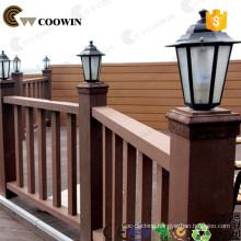 Villa house eco-friendly outdoor stair rail
