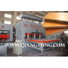 Panneau de particules Panneaux de particules en mélamine / Machine de fabrication de panneaux de meubles YX1200T-8X4 pieds