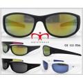 2016 Спортивные Солнцезащитные очки с резиновым покрытием (WSP604617)