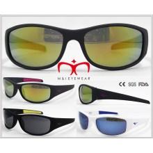 2016 Sport-Sonnenbrille mit Gummi fertig (WSP604617)