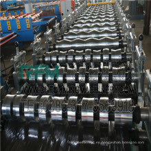 Hebei feixiang esmaltado azulejo rollo de la máquina formadora