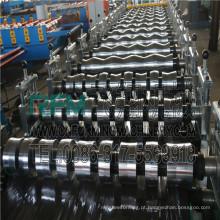 Máquina de formação de rolo de telha vitrificada hebei feixiang
