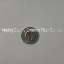 Stainless Steel Coffee Filter Disc With Edge
