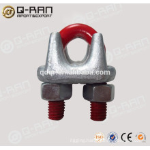Carbon Steel Drop Forged Small Wire Rope Clamps