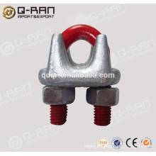 Clip de corda de fio de Hardware resistente