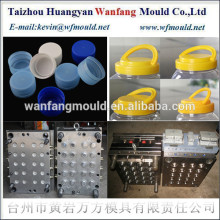candy bottle cap with handle injection mould making/plastic 5L bottle cap molding/OEM candy bottle cap mould