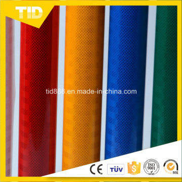Super High Intensity Brightness Reflective Sheeting for Road Sign