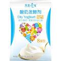 Nutrición de yogur sano probiótico