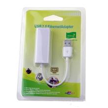 Mini USB 2.0 Ethernet Adapter LAN Network Adapter