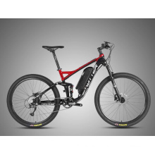 2020 New design Mountain Electric Bike with Full Suspension