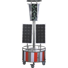 Solar Traffic Light (STL012) with TUV