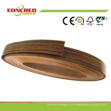 Bandas de borde de PVC para madera contrachapada para Furnture